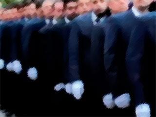 hombres de trono ensayos de horquilleros