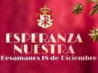 Esperanza de Linares: Próximo Triduo y Besamanos.