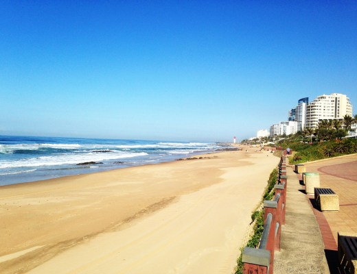 South Africa has stunning beaches