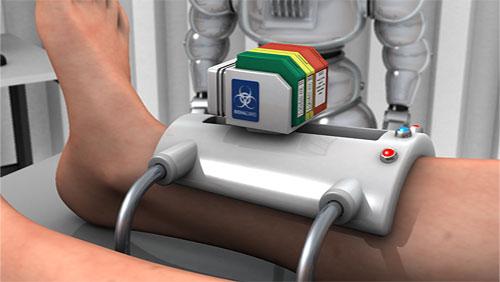 skin printer