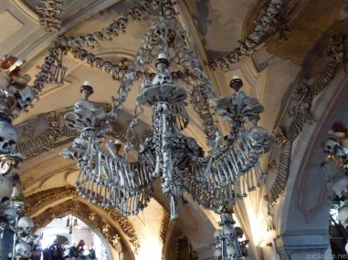 Most epic chandelier ever. It has to be!