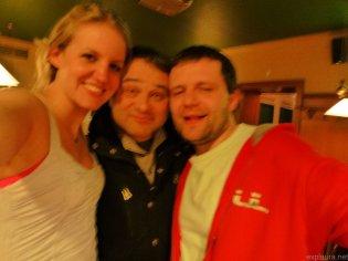 Me, Paul and Zdenek.