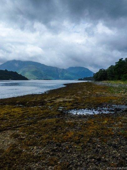 Loch Lomond (western side)