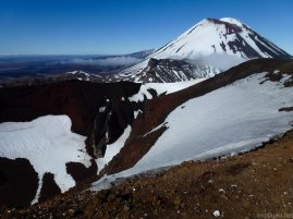 Mt Doom and Red Crater
