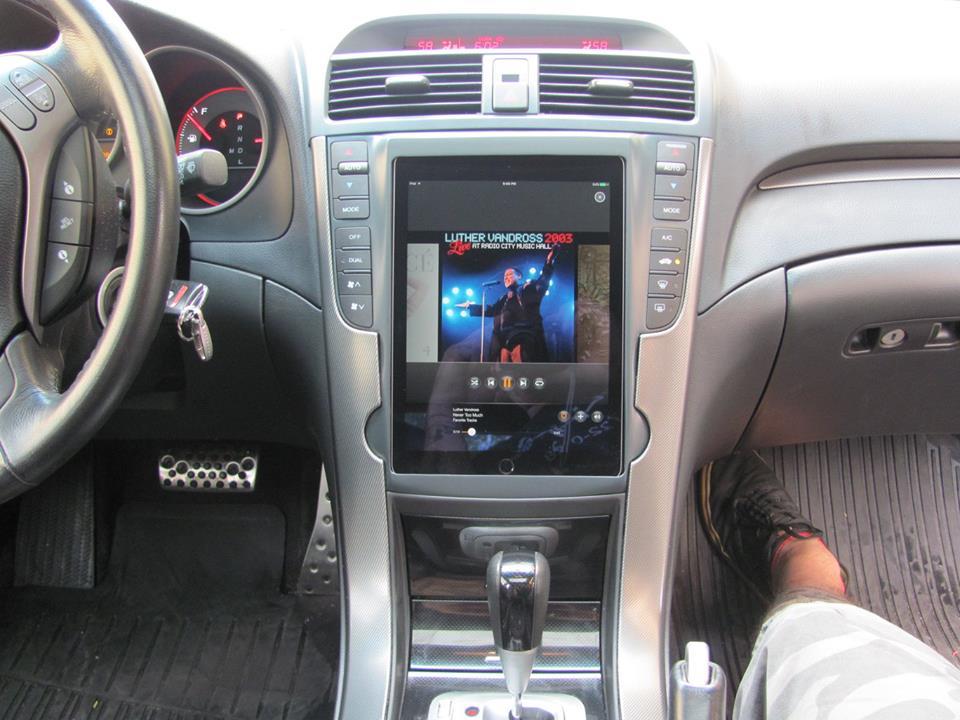 Acura Tl Type S Interior