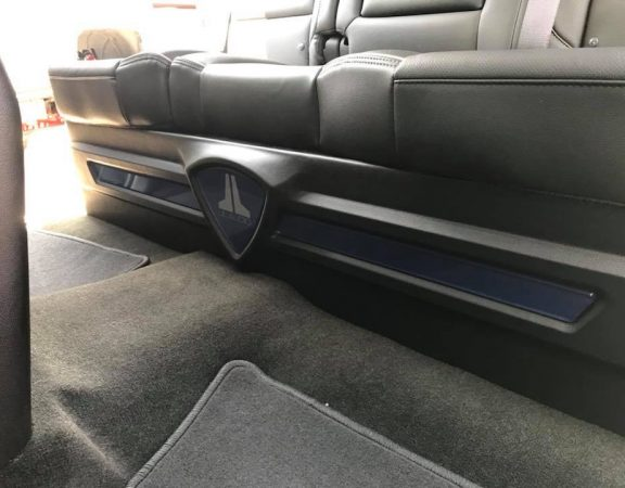 2015 Chevy Silverado With Mcgaughys Suspension Lift Kit
