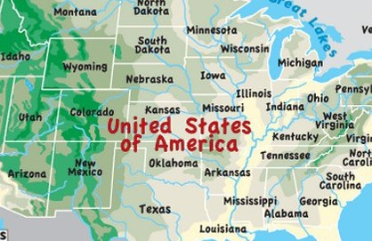 HD Decor Images » Map of USA with major Cities   Places   Map of USA with major Cities   Places