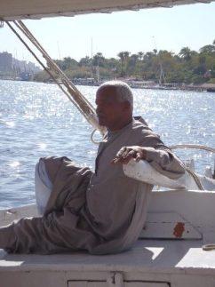 balade felouque sur le Nil 1