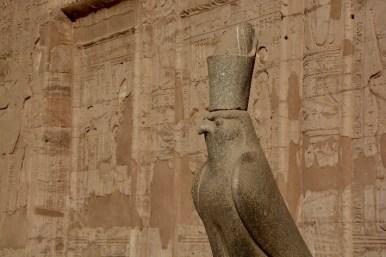 temple d'Horus à Edfou 2