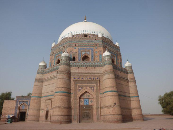 voyage-pakistan-pendjab-multan-tombeau-shah-rukn-e-alam (8)