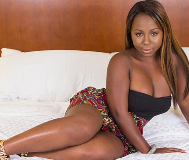 19 Yr Old Thick Ebony Teen W Huge Natural Black Tits Gets Blasted In The Face