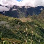 Puerta del sol Machu Picchu