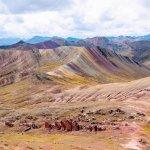 Las diferencias entre montaña de colores Vinicunca y montaña de colores Palccoyo