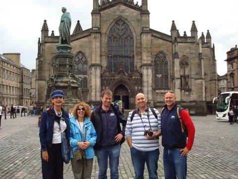 Tour Escocia Total
