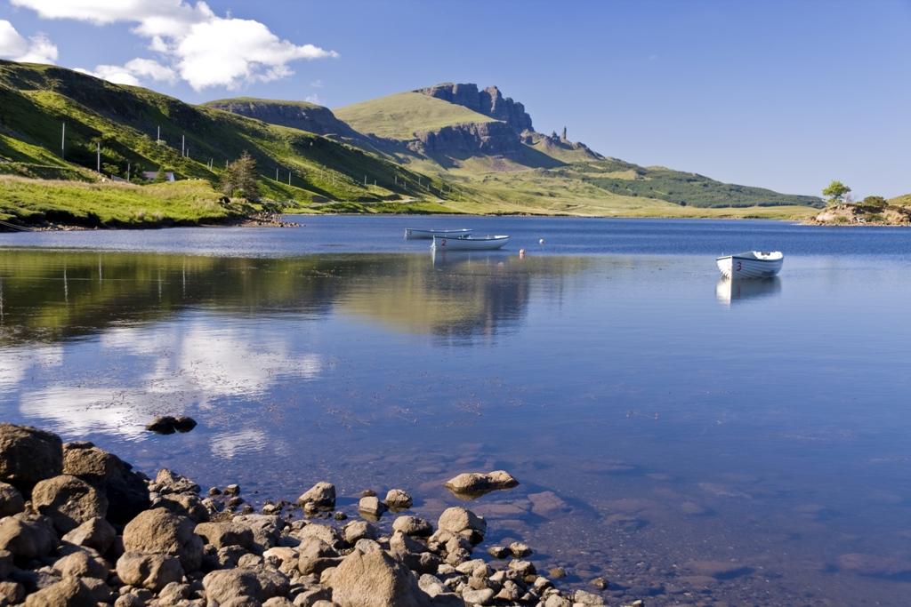North Skye Escocia