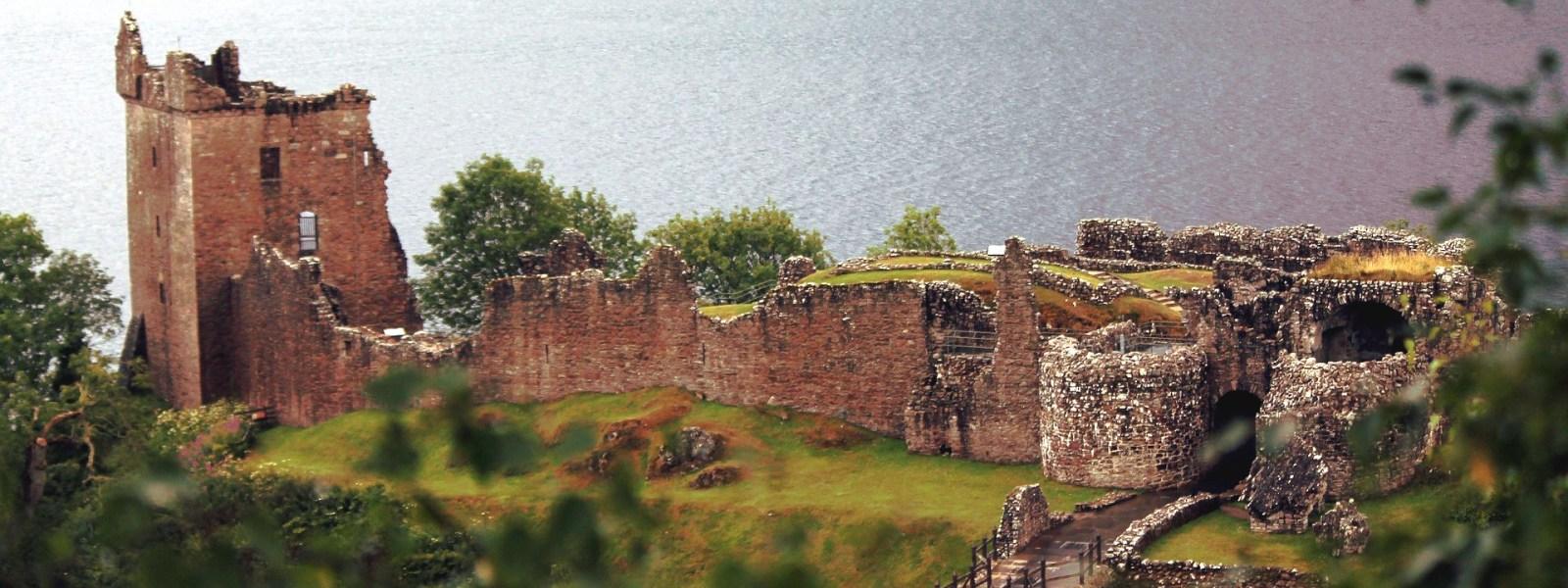 Urquhart Castle - Explora Escocia