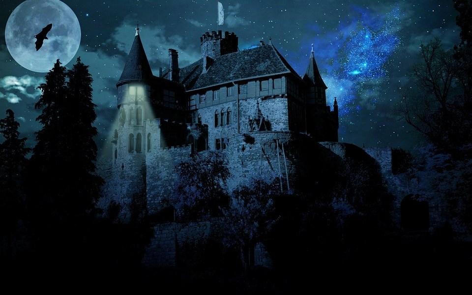 el castillo de Fyvie y la dama verde