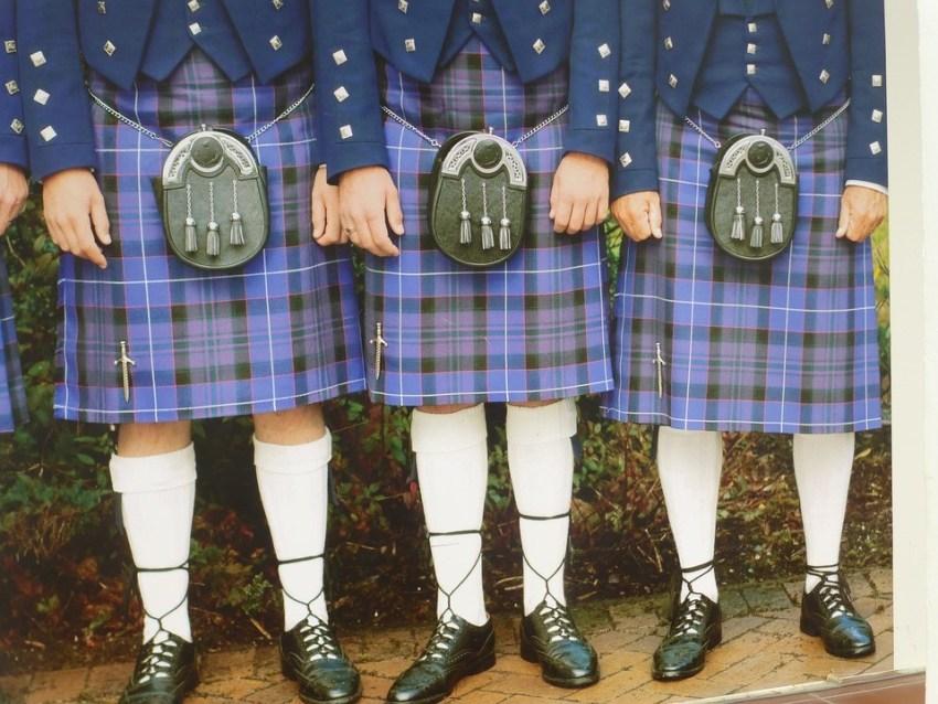 souvenirs típicos de Escocia