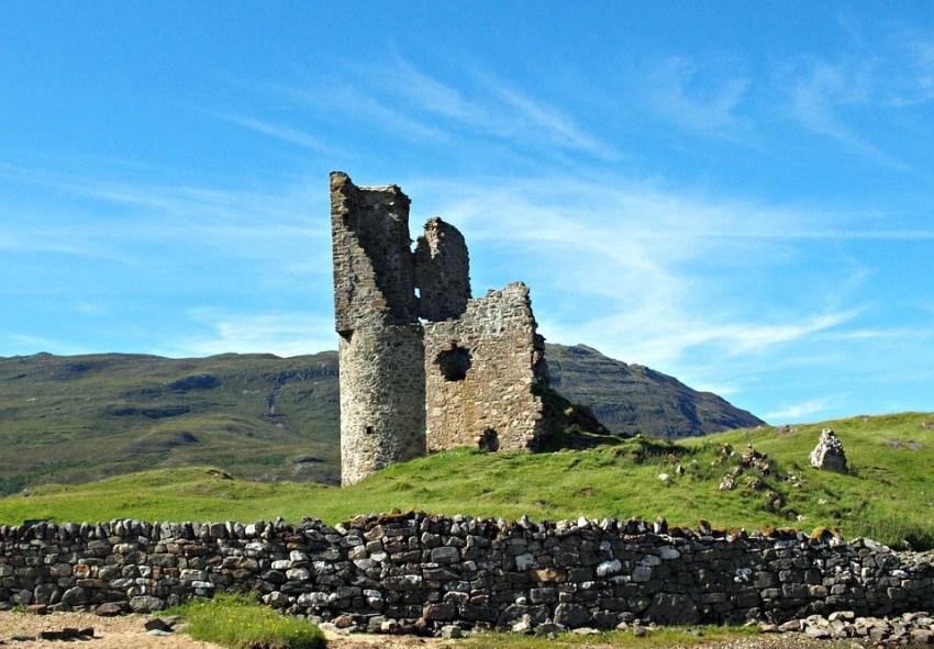 castillo de Ardvreck