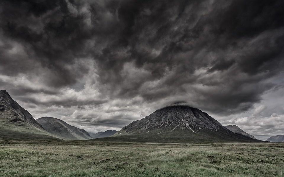 rob roy y la ruta por las highlands
