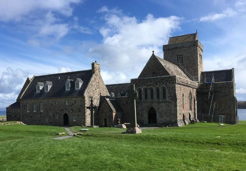 abadias de escocia