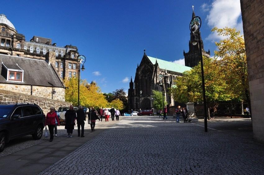 Semana Santa en Escocia