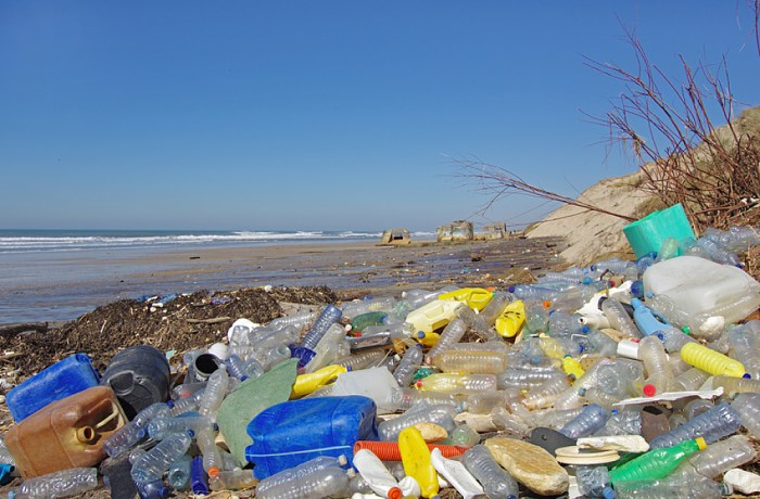 Le plastique en Tunisie