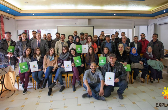 Exploralis kick off seminar – Visions & missions  Par Arafet Ben Marzou