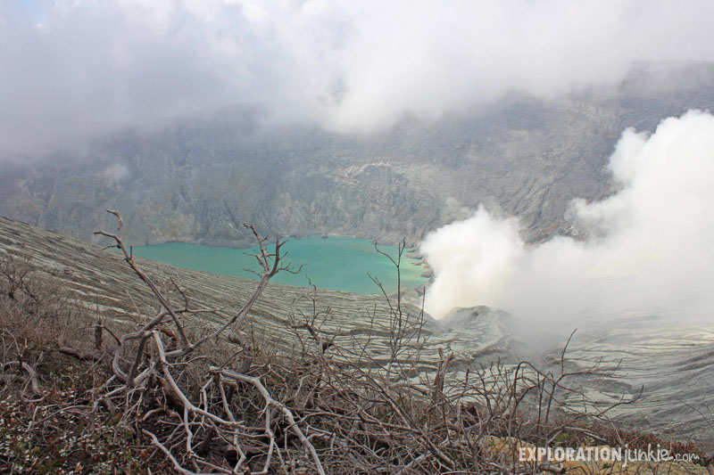 Ijen Crater crater