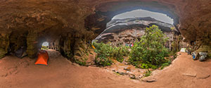 Mount Roraima Summit, Coati Cave Camp