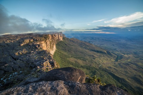 Mount Roraima Trek Maverick Rock