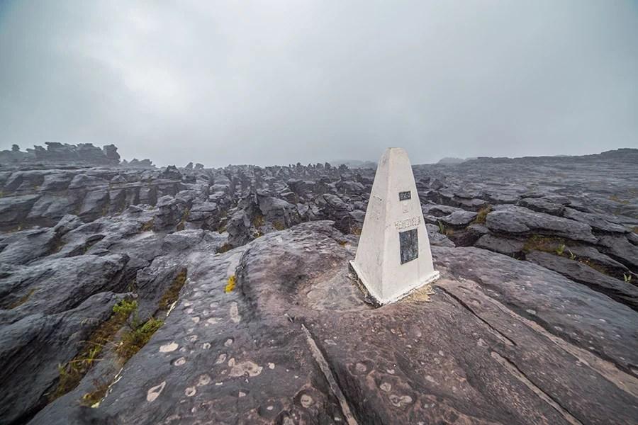 Mount Roraima Trek Triple Border