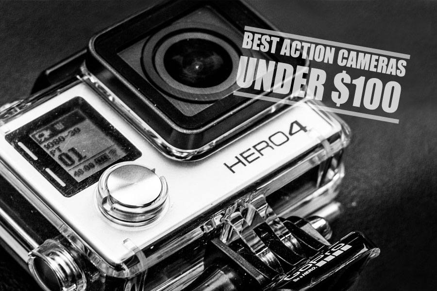 Best action cameras under 100