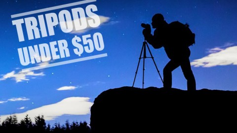 Best tripods under 50 - thumb