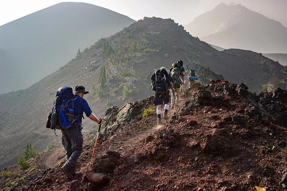 Hiking vs. Trekking