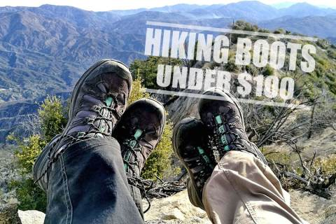 Best hiking boots under 100 thumb
