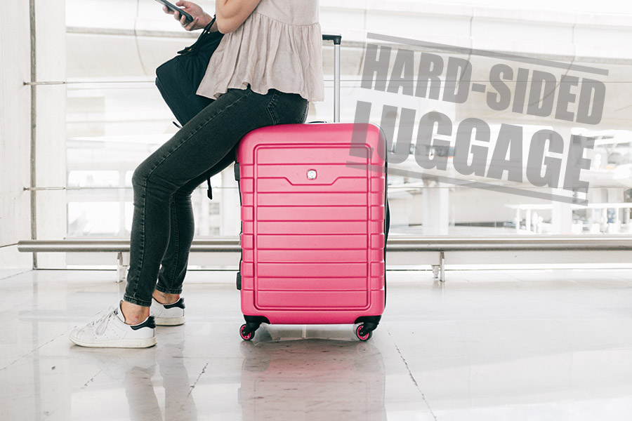 Best Hard Sided Luggage header