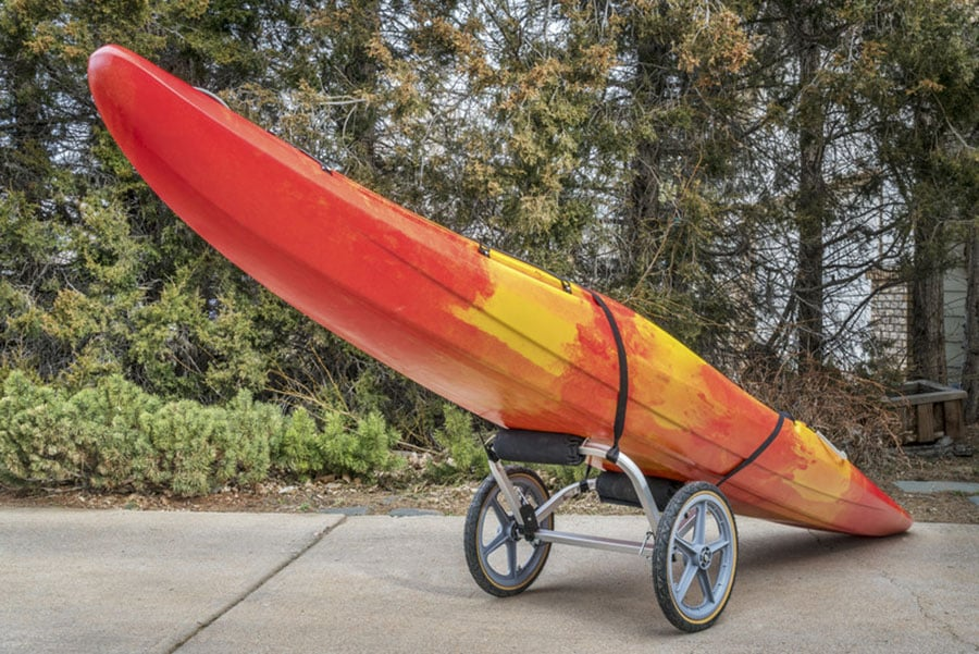 Best Kayak Carts - thumb