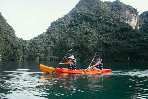 Best Tandem Kayak - thumb