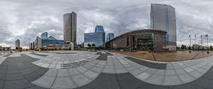 Vilnius Europa Square