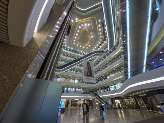 Timesquare Shopping Mall Causeway Bay