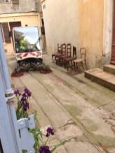 Street cleaner, Arles
