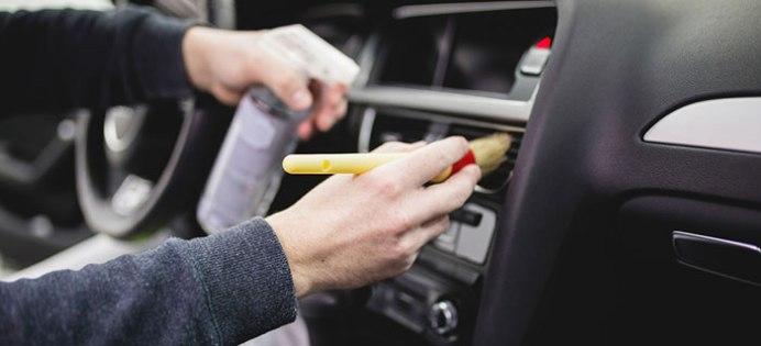 Homemade Car Detailer