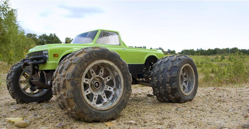 Gas RC Trucks