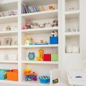 how to organize toy closet