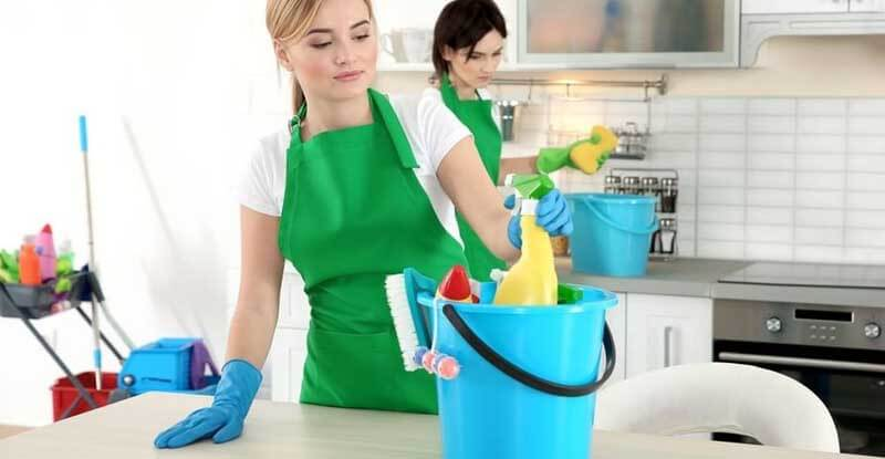 The A-Z Guide To Cleaning Your Kitchen