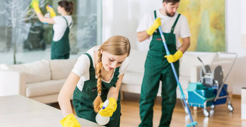 things needed to start a cleaning business