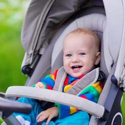 A Short Overview Of Baby Stroller Designs and Features