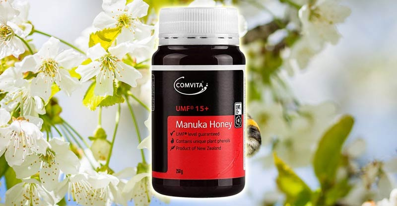Comvita Certified Manuka Honey