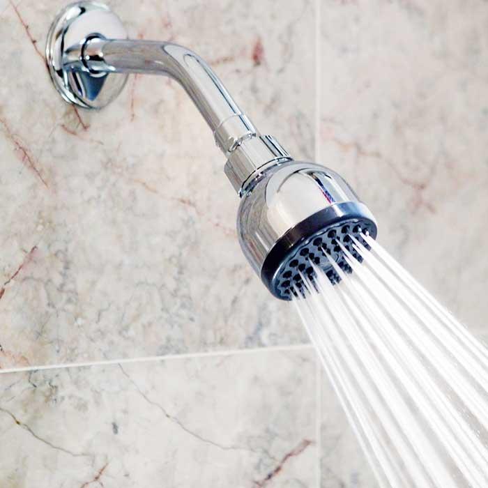 Aqua Elegante shower head